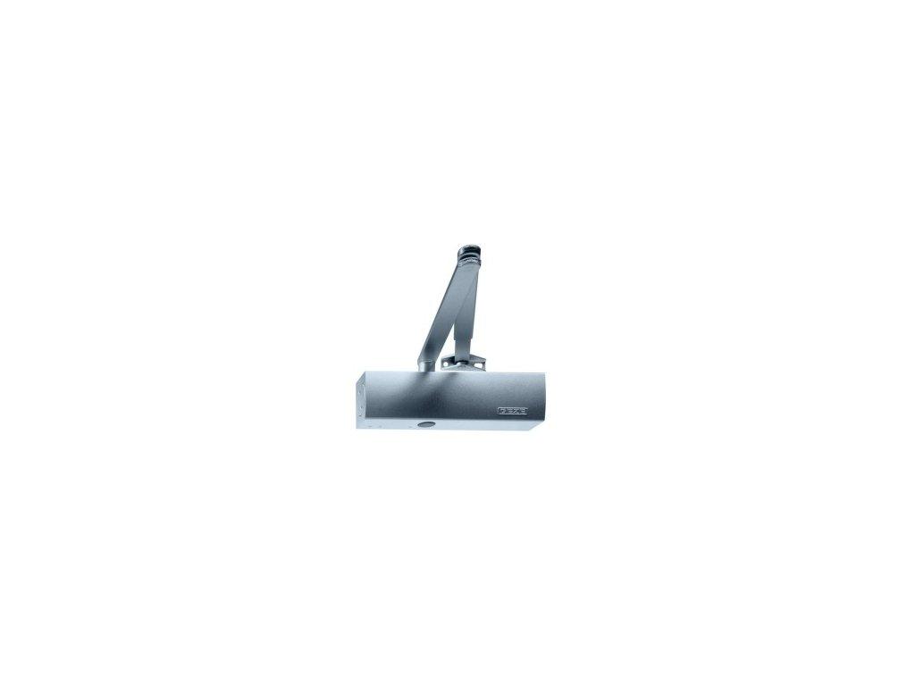 Dveřní samozavírač Geze 2000 stříbrný