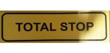 Tabulka- TOTAL STOP