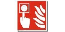 Tabulka požární hlásič