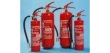 Hasící přístroj čisté hasivo - T4Fe - 4kg