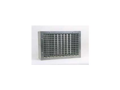 Protipožární mřížky - VPM - EI - hloubka 100 mm