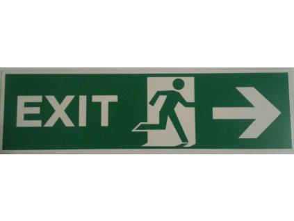 FTL - Únikový východ - nad dveře v pravo