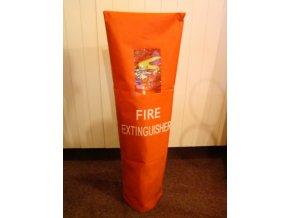 Ochranný kryt hasicího přístroje 5 Kg