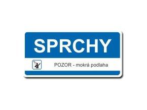 Tabulka - SPRCHY
