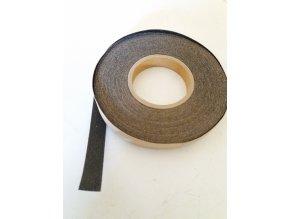 Protiskluzová černá páska 19mm / 18 m kotouč