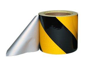 Výstražná reflexní páska 10cmx15m
