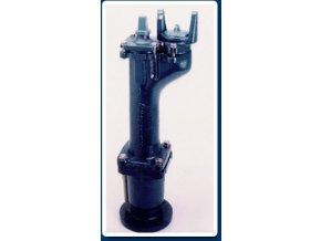 Hydrant - podzemní DN 80/750