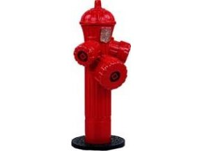 Hydranty nadzemní - objezdové