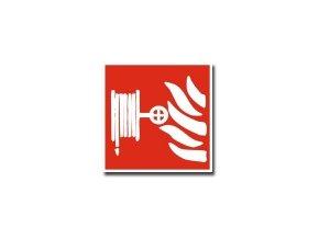 FTL - Tabulka - pro označení požární hadice