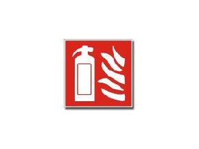 FTL - Tabulka -  pro označení hasicího přístroje