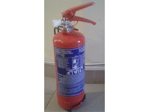 Hasící přístroj práškový - P2 BETA L - 2 kg