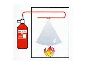 Samočinný hasící systém FireDeTec