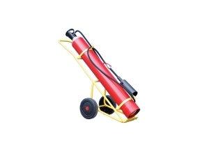 Hasicí přístroj sněhový pojízdný - S 1x30 - 30kg