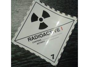 Tabulka - RADIOAKTIVNÍ LÁTKA V KUSECH KATEGORIE I č.7A