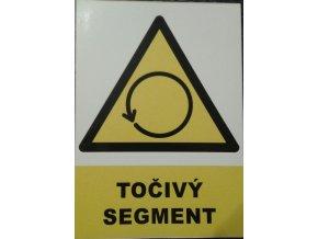 Tabulka - TOČIVÝ SEGMENT